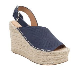 Marc Fisher LTD Andela espadrille wedge sandal